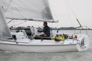 Training auf der Surprise - Segelschule Sailsports