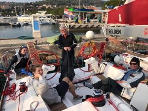 Personal Trainings, Manövertrainings und Crewtraining am eigenen Boot - Segelschule Sailsports
