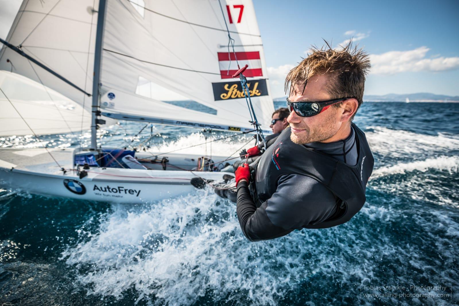 Team Thomas Czajka 470er Nationalteam Austrian Sailing Federation BLZ Neusiedl Segelschule Sailsports
