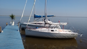 Thementraining Manövertraining und Crewtraining am eigenen Boot - Segelschule Sailsports