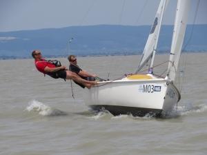 Training auf der Sprinto - Segelschule Sailsports