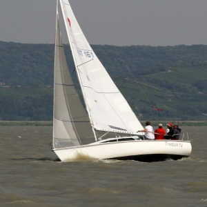 Training auf der Surprise - Segelschule Sailsports
